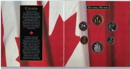 CANADA - OH CANADA! - ANNO 1995 - SERIE DIVISIONALE - 6 VALORI - FIOR DI CONIO - SPECIAL PRICE - IN CONFEZIONE ORIGINALE - Monete