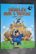 BD CRS = DETRESSE - 10 - Dégelée Sur L'herbe - EO 2002 - Original Edition - French