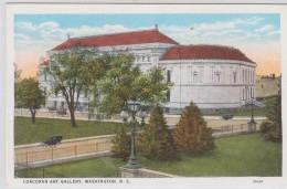 AMERICA POSTCARDS CORCORAN ART GALLERY WSHINGTON D.C. - Postcards