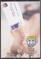 = Carte Postale Le Courrier Sans Effort Déclinaison Produits La Poste Prêt-à-poster à-souhaiter Ingénio, PAP Internatio - Post