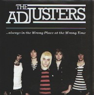 The ADJUSTERS - Always In The Wrong Place At The Wrong Time - 45t - POP THE BALLOON - POP PUNK - Punk