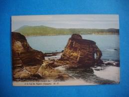 HENDAYE  -  64  - Rocher Des Deux Jumeaux Et Le Cap Du Figuier  -  Pyrénées Atlantiques - Hendaye