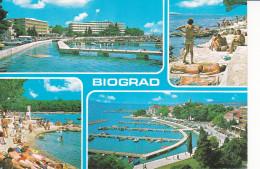 Croacia--Biograd--Izdavac Vjesnik-Zagreb - Croacia