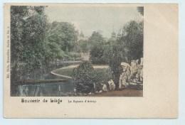 Liege - Le Square D'Avroy - Dos Simple - Liege