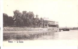 Namur-+/-1900-Le Casino (Kursaal)-Péniche Sur La Meuse-Précurseur- En Très Bon état-voir Scan - Namur