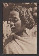 DF / MADAGASCAR / EPOQUE FRANÇAISE / FEMME TSIMIHETY - Madagaskar