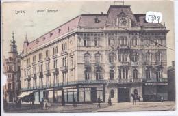 UKRAINE- LWOW- HOTEL GEORGA - Ukraine