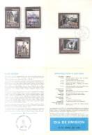 RARA SERIE DE 1986 DE ARQUITECTURA E HISTORIA ARGENTINA COLECCION DE FOTOGRAFIAS DEL FOTOGRAFO ALDO SESSA COMPLETE SET