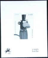 Portogallo 2010, Europe, Letterature For Childrens, BF Black And White - 1910-... Republic