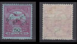 Hungary 1919 Mi 0002 Occup Banat Bacska Mint..........ATTEST On REQUEST..........................................f&b 262 - Banat-Bacska