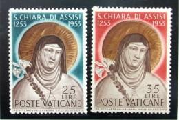 Vaticano 187/8 ** - Vaticano (Ciudad Del)