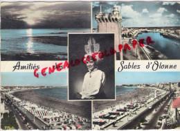 85 - SABLES D' OLONNE - AMITIES - Sables D'Olonne