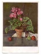 "KÜNSTLER / ARTIST - ANTON KÜRMAIER, ""Primelstock"", HDK, Haus Der Deutschen Kunst, # 209 - Illustrators & Photographers"