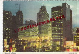 ETATS UNIS AMERIQUE- DETROIT- MICHIGAN- KENNEDY SQUARE - Detroit