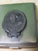 Cigarette Case-German-WWI - 1914-18