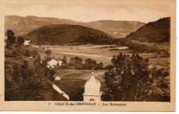 CPA - CHAUX DES CROTENAY - LES MONTAGNES - 7 - JEANTET - T. B. E. - - France