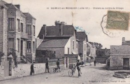 44 QUIMIAC En MESQUER  VENDEUR à VELO De JOURNAUX Le PETIT PARISIEN  Les CHALETS Du VILLAGE Timbre - Frankreich