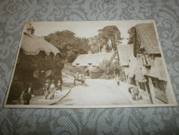 ANGLETERRE ISLE OF WIGHT SHANKLIN THE OLD SHANKLIN I.O.W. - Angleterre
