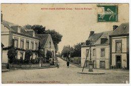 60  NOTRE DAME D ASPRES   ROUTE DE MORTAGNE - France
