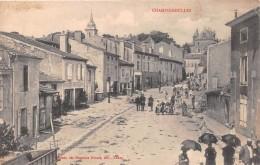 """¤¤   -   CHAMPIGNEULLES    -  Vue D'une Rue  -  Epicerie """" Ch. SIMARD """"    -  ¤¤ - France"""