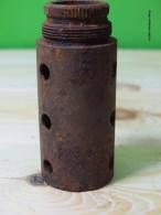 STEN MkII - Cooler - ORIGINAL- BATTLEFIELD RELIC - 1939-45