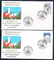 1986 40. Jahrestag FMANU - FDC