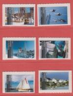 2008 ** (sans Charn., MNH, Postfrish)  Yv  1592/7Mi  1649/54NHK  1684/9 - Norvège