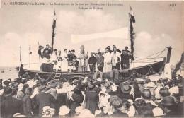 ¤¤   -    2  -  GRANDCAMP-les-BAINS   -  La Bénédiction De La Mer Par Monseigneur Lemonnier, Evêque De Bayeux  -  ¤¤ - France