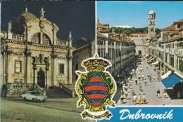 YOUGOSLAVIE---DUBROVNIK--voir 2 Scans - Yougoslavie