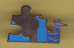 50290- Pin's-Puzzle.. - Markennamen