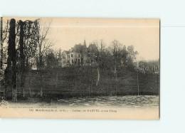 MONFLANQUIN - Château De MARTEL Et Son étang - TBE - 2 Scans - Monflanquin