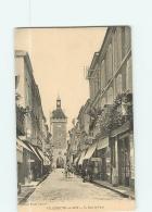 VILLENEUVE Sur LOT - Rue De PARIS - Pharmacie , Coiffeur - BE - 2 Scans - Villeneuve Sur Lot