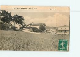 PARDAILLAN Près DURAS - Vue Générale - Entrée Du Village -  Peu Courant - 2 Scans - France