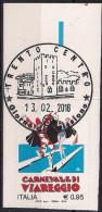 2016 Italein Mi. 3879  Used    Traditioneller Karneval In Viareggio - 2011-...: Usati