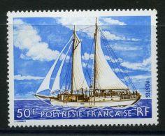 POLYNESIE  ( POSTE )  :  Y&T N°  116  TIMBRE  NEUF  SANS  TRACE  DE  CHARNIERE , A  VOIR . - Neufs
