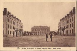 BELLAC CASERNE DES VIEUX BLATS GARDE MOBILE - Bellac