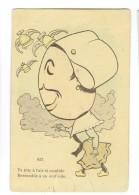 36180 ( 2 Scans ) Ta Tete à L'air Si Candide Ressemble à Un Oeuf Vide - Humor