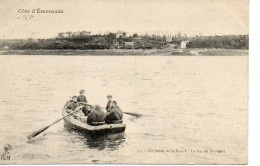 CPA - LES BORDS DE LA RANCE - LE BAC DE JOUVENTE - 147 - H. L. M. - 147 - ANIMEE - Frankreich