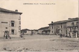 COMPREIGNAC PLACE DU CHAMP DE FOIRE - France