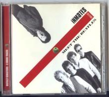 CD THE INMATES   Meet The Beatles Live In Paris 1987 - 17 TITRES - Rock