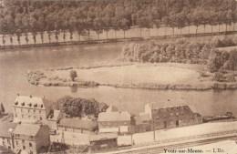Yvoir-sur-Meuse  -  L'Ile - 1943 - Yvoir