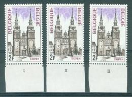 BELGIE - OBP Nr 1685 - Eupen - PLAATNUMMER I/III - MNH** - 1971-1980