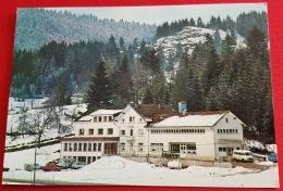 Centre De Vacances - Fédération Oeuvres Laïques De Hte-Marne - XONRUPT - LONGEMER - 88400 GERARDMER - Neige - Gerardmer