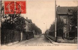 EAUBONNE (95) L'avenue Du Bel Air - Belle Carte Postée - Eaubonne