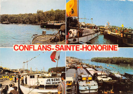 78-CONFLANS-SAINTE-HONORINE - LA FËTE DES BATELIERS - Conflans Saint Honorine
