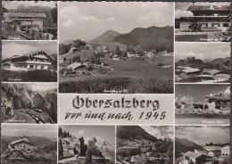 D-83471 Berchtesgaden - Obersalzberg - Vor Und Nach 1945 - Hitlers Haus - Berchtesgaden