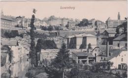 Luxembourg :  Vue - Postkaarten