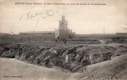 GUERCIF - La Tour D'Observation Aux Bords De L'Oued-Melloulou - Maroc