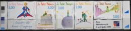 FRANCE 1998  - La Bande Le Petit Prince N° B3179A - 5 Timbres  NEUFS** - France
