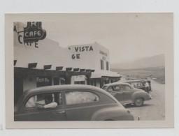 Eagle Nest. Café. Photo Originale 1949. - Etats-Unis